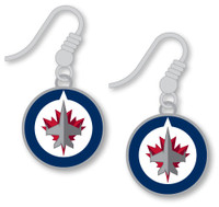 Winnipeg Jets Earrings
