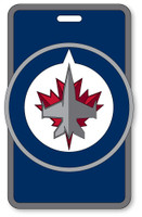 Winnipeg Jets Luggage Bag Tag