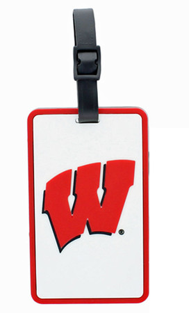 Wisconsin Luggage Tag