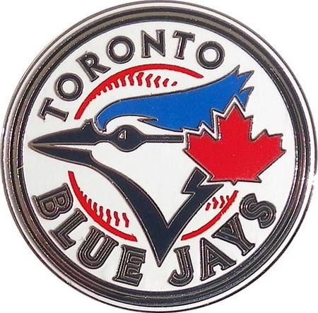Toronto Blue Jays Logo Pin