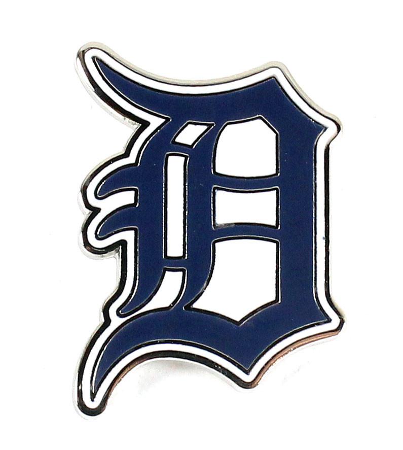 458819515 Detroit Tigers Logo Pin. Loading zoom