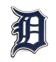 Detroit Tigers Logo Pin