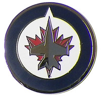 Winnipeg Jets Logo Pin