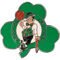 Boston Celtics Shamrock Pin