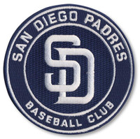 San Diego Padres Embroidered Emblem Patch - New""