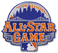 2013 MLB All-Star Game Patch