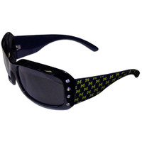 Michigan Wolverines Women's Designer Sunglasses