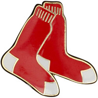 "Boston Red Sox ""Socks"" Logo Pin"