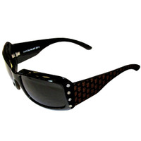 San Francisco Giants Women's Designer Sunglasses w/ Rhinestones