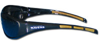 Baltimore Ravens Sunglasses - Wrap Style
