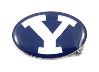 Brigham Young Logo Pin - Y