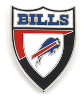 Buffalo Bills Crest Pin