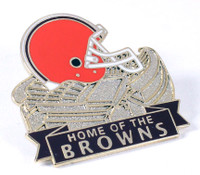 Cleveland Browns Stadium Pin