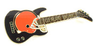 Cleveland Browns Guitar Pin