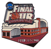 2011 NCAA Women's Final Four Pin
