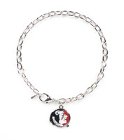 Florida State Logo Bracelet