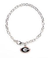 Georgia Logo Bracelet