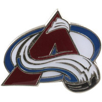 Colorado Avalanche Logo Pin