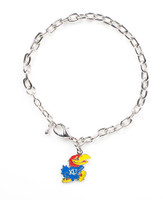 Kansas Logo Bracelet