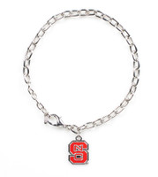 North Carolina State Logo Bracelet