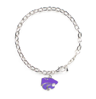 Kansas State Logo Bracelet