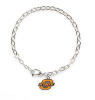 Oklahoma State Logo Bracelet