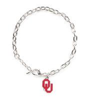 Oklahoma Logo Bracelet