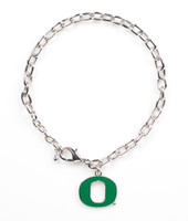 Oregon University Logo Bracelet