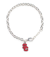 Usc Logo Bracelet