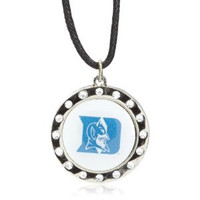 Duke Crystal Circle Necklace