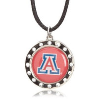 Arizona Crystal Circle Necklace