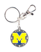 Michigan Impact Key Ring