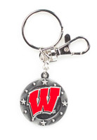 Wisconsin Impact Key Ring