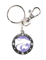 Kansas State Impact Key Ring