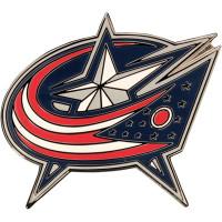 Columbus Blue Jackets Logo Pin