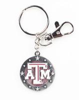 Texas A & M Impact Key Ring