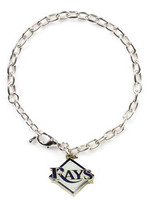 Tampa Bay Rays Logo Bracelet