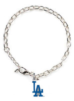 Los Angeles Dodgers Logo Bracelet
