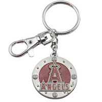 Los Angeles Angels Impact Key Ring
