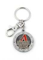 Arizona Diamondbacks Impact Key Ring