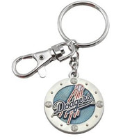 Los Angeles Dodgers Impact Key Ring