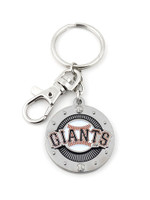 San Francisco Giants Impact Key Ring