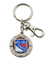 New York Rangers Impact Key Ring