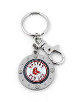 Boston Red Sox Impact Key Ring
