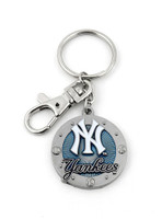 New York Yankees Impact Key Ring