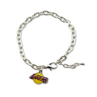 Los Angeles Lakers Logo Bracelet