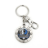 Dallas Mavericks Impact Key Ring
