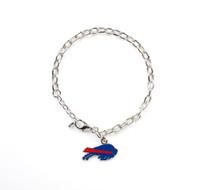 Buffalo Bills Logo Bracelet