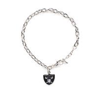 Oakland Raiders Logo Bracelet