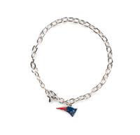 New England Patriots Logo Bracelet